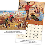 Art Of The West Wall Calendars